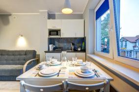 Apartament dwupokojowy B 05